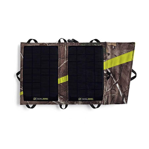 Goal Zero Nomad 7 Camo Accessories - Solar 4theoutdoors Canada SUP outdoors