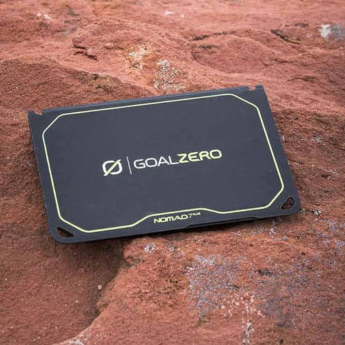 Goal Zero Nomad 7 Plus Accessories - Solar 4theoutdoors Canada SUP outdoors
