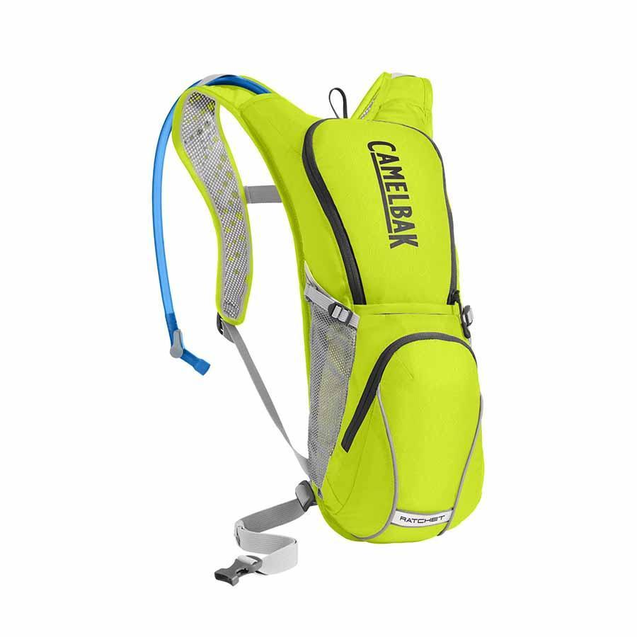 CamelBak Ratchet - Lime Punch-Silver Hydration Pack Hydration 4theoutdoors Canada SUP outdoors