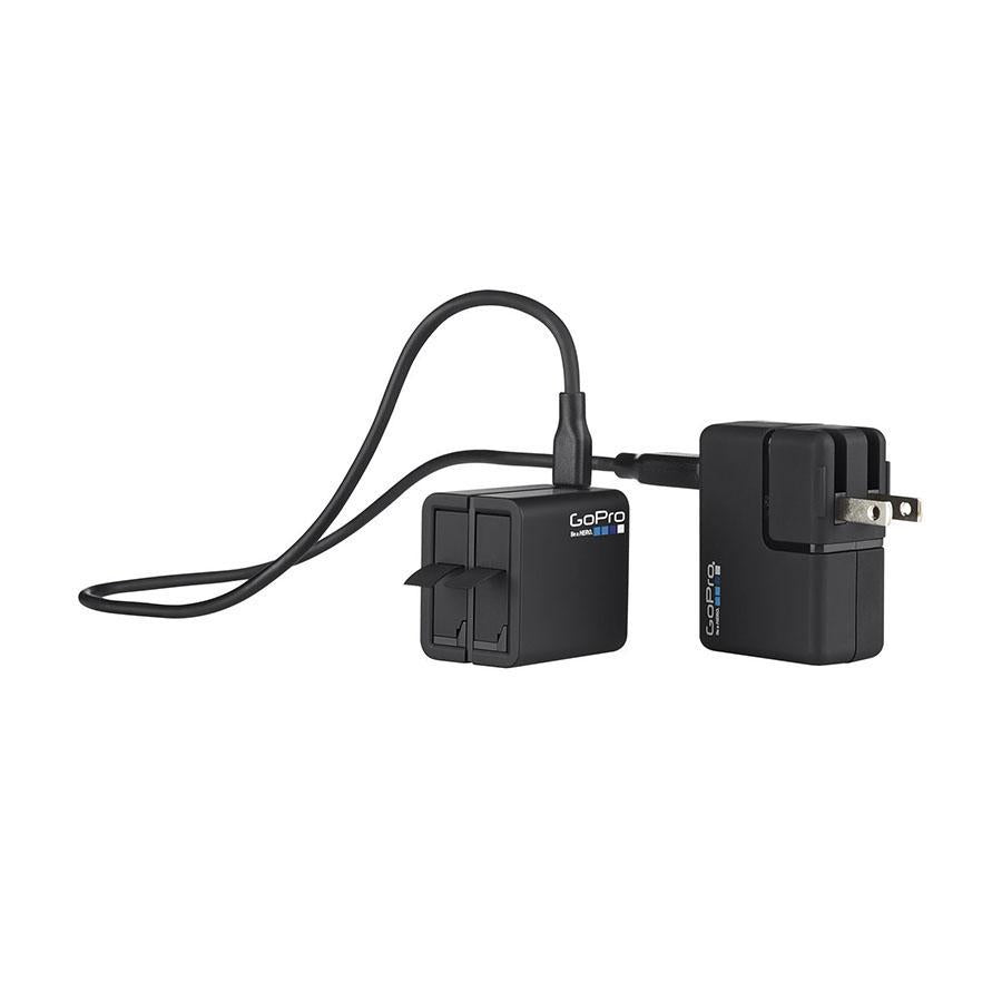 GoPro Dual Battery Charger + Battery (for HERO4) Accessories - Solar 4theoutdoors Canada SUP outdoors