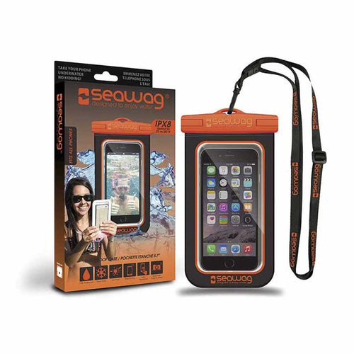 Seawag Universal Waterproof Phone Case Accessories 4theoutdoors Canada SUP outdoors
