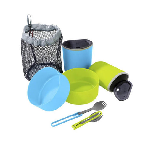 MSR 2 Person Mess Kit - Outdoor Kitchenware Cook Sets 4theoutdoors Canada SUP outdoors
