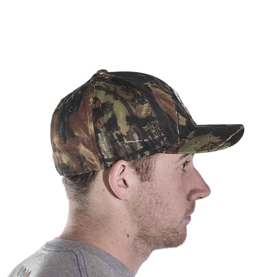 Fish Stalker Flexfit Hat Apparel 4theoutdoors Canada SUP outdoors