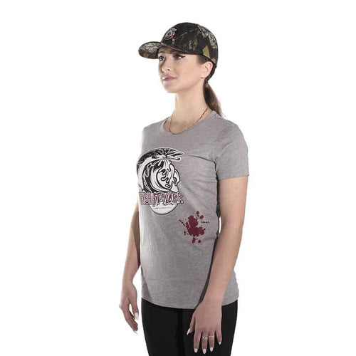LXV Fish Stalker Womens T-Shirt Apparel 4theoutdoors Canada SUP outdoors