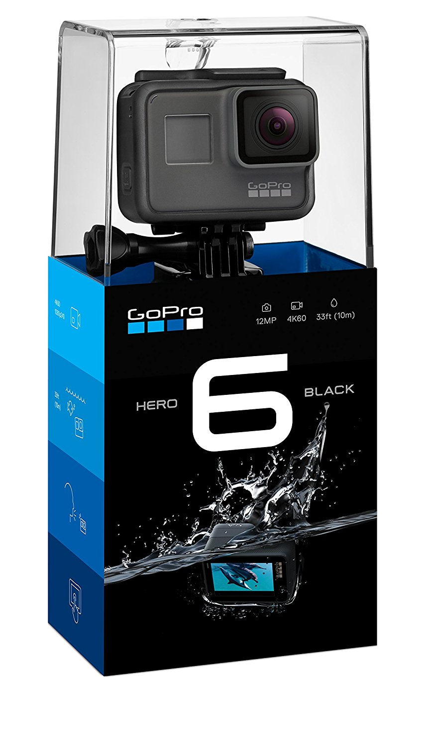 GoPro Hero6 Black Accessories - Video 4theoutdoors Canada SUP outdoors