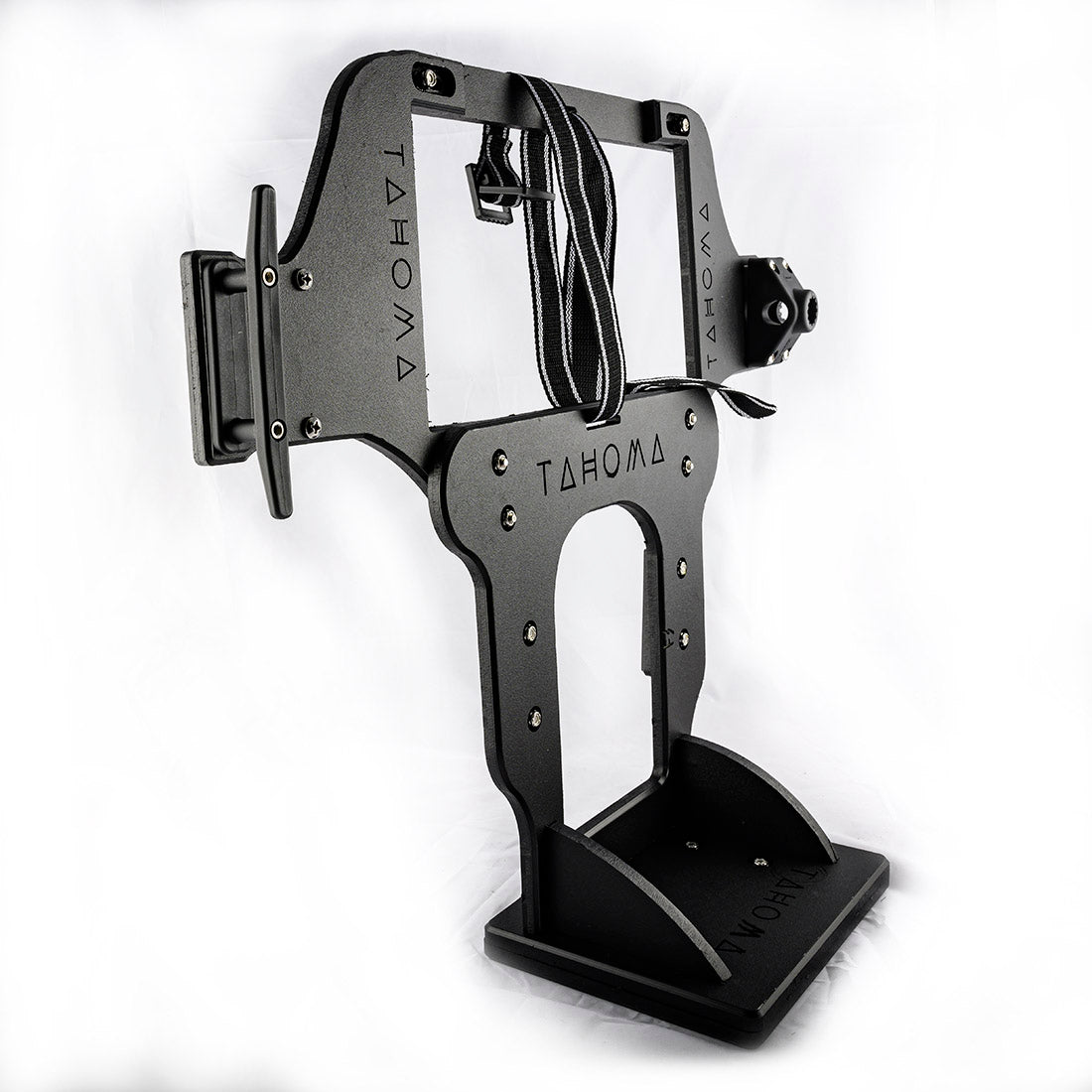 Trolling Motor Mount System for Tahoma Kayak All Around Standup Paddle Board Mounts 4theoutdoors Canada SUP outdoors