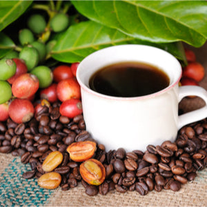 Light Blonde Roast Ground African Coffee Blend