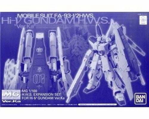 MG HWS Expansion Set for Hi Nu Gundam Ver. Ka 1/100