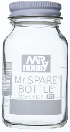 Mr Spare Bottle XL 80ml