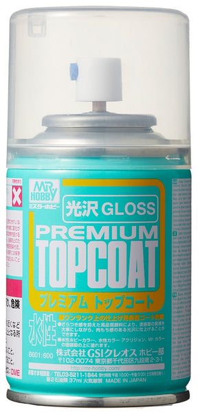 Mr Premium Top Coat Gloss B601