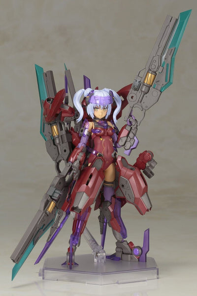 Frame Arms Girl Master File Box: Hresvelgr=Rufus