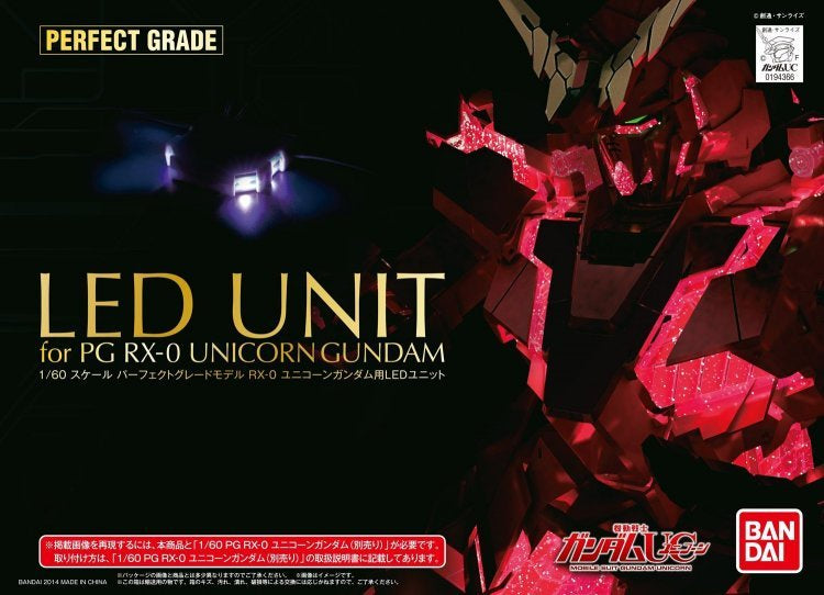 PG Unicorn Gundam LED Unit