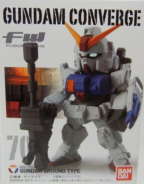 Gundam Converge FW 70 Gundam Ground Type