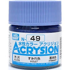 Acrysion N49 - Violet (Gloss/Primary)