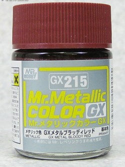 Mr Color GX215 - GX Metal Bloody Red