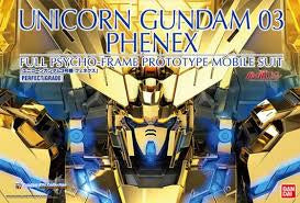 PG Unicorn Gundam 03 Phenex 1/60