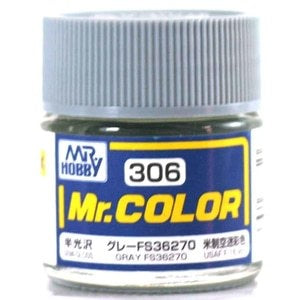 Mr Color 306 - Gray FS36270 (Semi-Gloss/Aircraft) C306