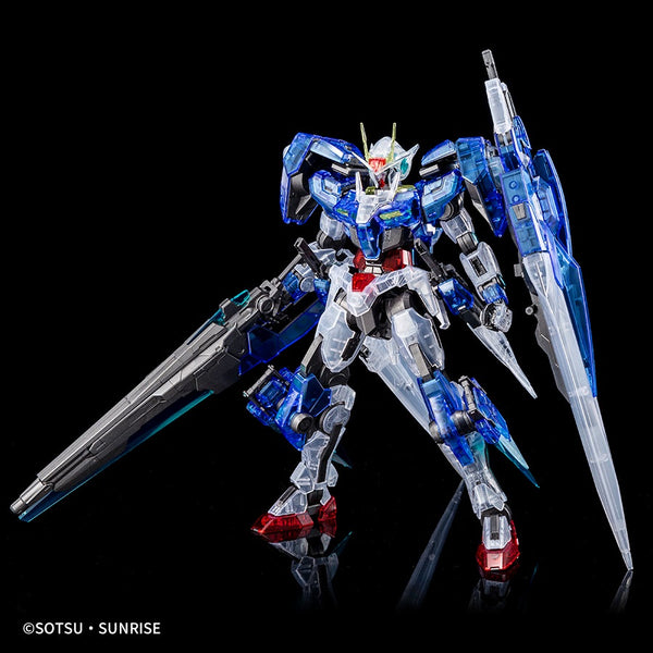 MG 00 Gundam Seven Sword/G Clear Color Ver. 1/100