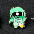 Gundam Cafe Pin Zaku