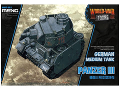 Toon - German Medium Tank Panzer III