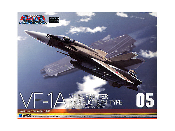 1/100 VF-1A Fighter Production Type