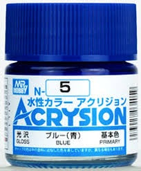 Acrysion N5 - Blue (Gloss/Primary)