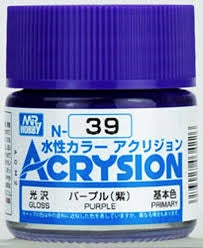 Acrysion N39 - Purple (Gloss/Primary)