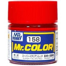 Mr. Color 158 - Super Italian Red (Gloss/Primary Car) C158