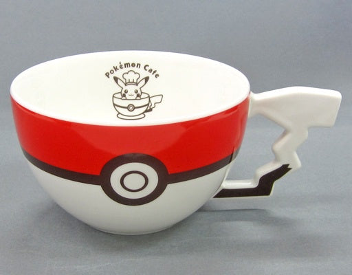 Pokemon Cafe Exclusive Pokeball Cup