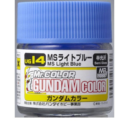 G Color - UG14 MS Light Blue - 10ml
