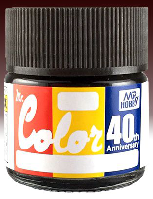 Mr. Color 40th Anniversary - Graphite Black AVC01