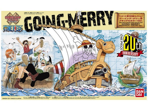 OP - Grand Ship Collection - Going Merry Memorial Color Ver.