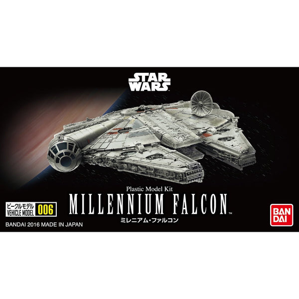 SW - Vehicle Model 006 Millennium Falcon