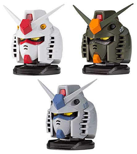 Exceed Model - Gundam Head Series 1
