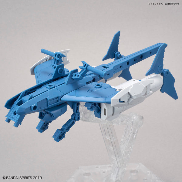 30MM EV#006 Extended Armament Vehicle (Attack Submarine Ver.) [Blue Gray] 1/144