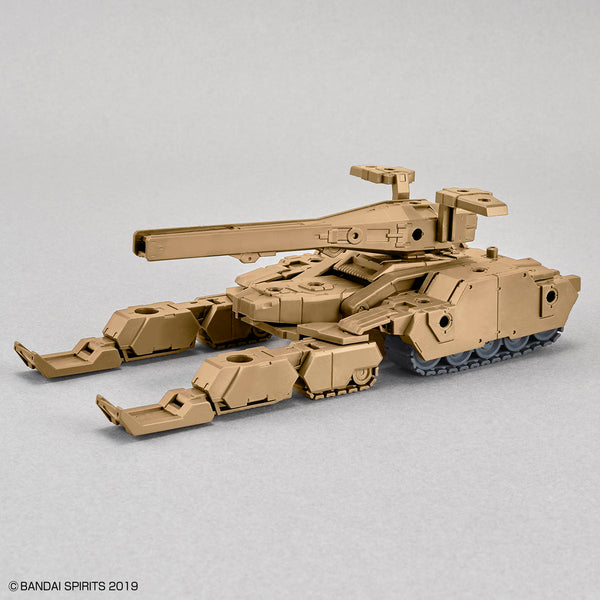 30MM EV#004 Extended Armament Vehicle (Tank Ver.) [Brown] 1/144