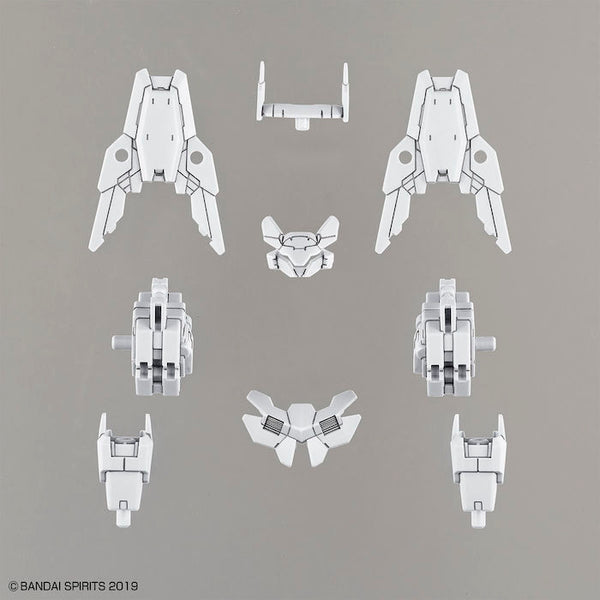 30MM OP#029 Option Armor for Commander [Cielnova Exclusive / White] 1/144