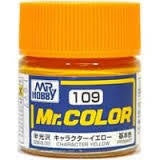 Mr. Color 109 - Character Yellow (Semi-Gloss/Primary) C109