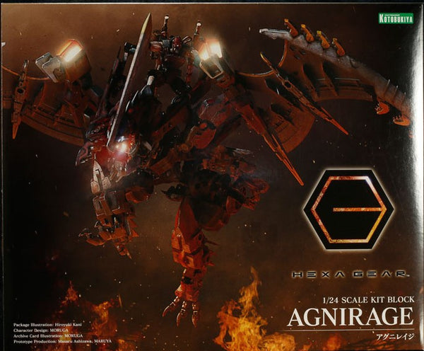 Hexa Gear - Agnirage 1/24