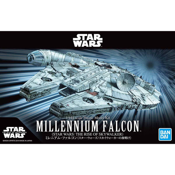 SW - Millennium Falcon (The Rise of Skywalker) 1/144