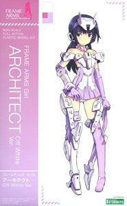 Frame Arms Girl - Architect Off White Ver.