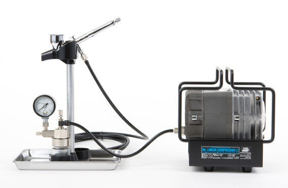 Mr. Linear Compressor L7 Set [PS264 Airbrush] PS308