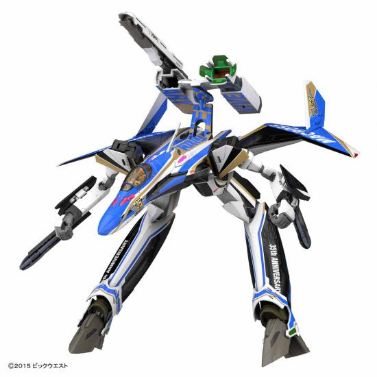 Macross Delta - VF-31J Siegfried 35th Anniversary Color 1/72