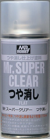 Mr Super Clear Matt Can B514