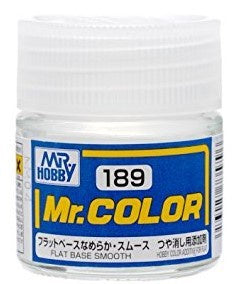 Mr. Color 189 - Flat Base Smooth C189