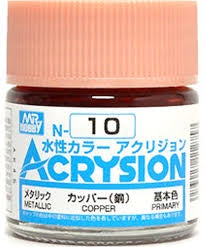 Acrysion N10 - Copper (Metallic/Primary)