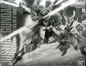 MG Justice Gundam [Special Coating] 1/100