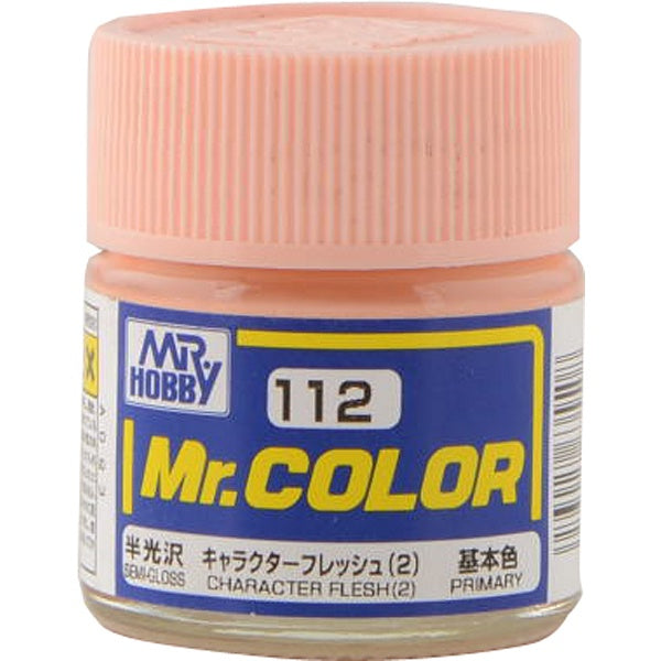 Mr Color 112 - Character Flesh (2) (Semi-Gloss/Primary) C112