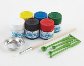 Mr Color Acrysion - Basic Set NS30