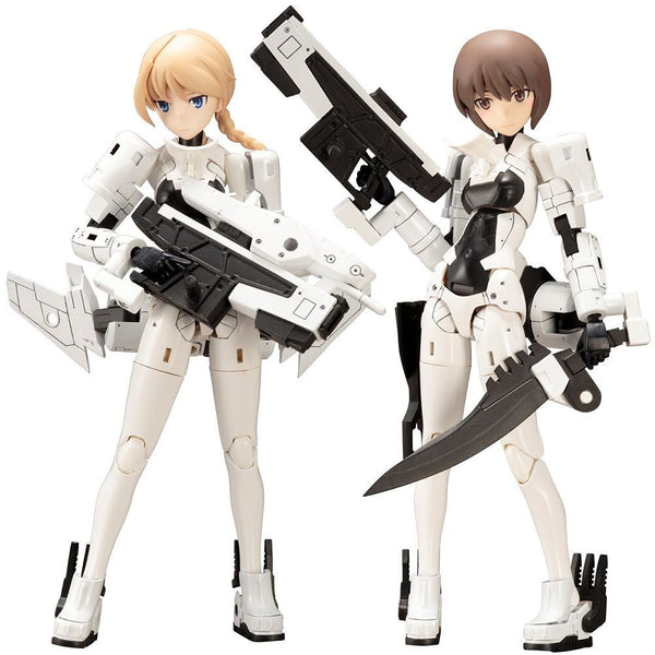 Megami Device WISM Soldier Assault/Scout 1/1